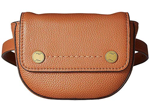 - J.Crew Women's Convertible Fannypack Old English Saddle One Size