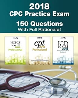 amazon com aapc official cpc certification study guide 2017 rh amazon com AAPC CPC Exam Answers 2016 AAPC CPC Exam Answers 2016