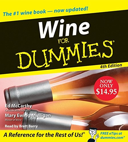 Wine for Dummies CD 4th Edition by Ed McCarthy, Mary Mulligan