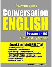 Preston Lee's Conversation English For Greek Speakers Lesson 1 - 60