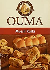 Ouma Muesli Rusks (2 Pack), 17.64 oz