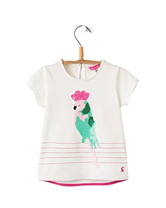 Amazon.com  Joules Kids Womens Applique Jersey T-Shirt (Toddler Little  Kids)  Clothing 768211a882
