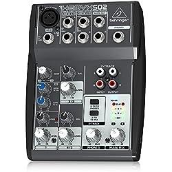 51GyTA4WTHL. AC UL250 SR250,250  - Diventa un deejay di successo con il miglior mixer dj: guida all'acquisto