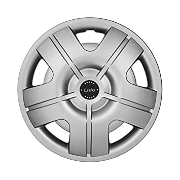 Farbe /& Gr/ö/ße w/ählbar 15 Zoll Radkappen universal Radzierblenden Strong Schwarz passend f/ür fast alle Fahrzeugtypen
