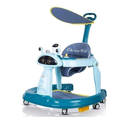 WMYJXD Andador para Bebé para Niños Y Niñas, con Juguetes ...