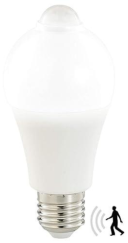 Luminea Bewegungsmelder Lampen Led Lampe Pir Sensor 65 W E27
