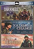 War Triple Feature / Under Heavy Fire / Soldiers Of Change / Straight Into Darkness
