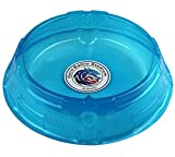 Beyblade Stadium Battle Arena Training Ground Super Vortex Attack Type for Beyblade Brust (Circular Blue)