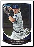 2013 Bowman Chrome Mini #286 Dustin Peterson - San Diego Padres (Rookie / Prospect)(Baseball Cards)