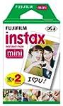 Fujifilm 2x 10 Shoots Mini Instax Fil...