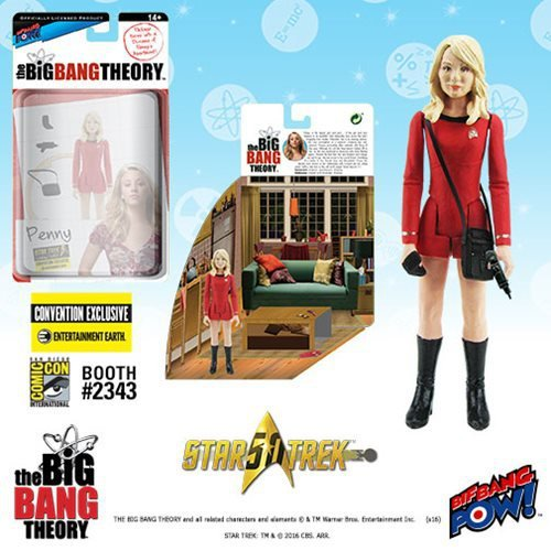 The Big Bang Theory/TOS Penny 3 3/4-Inch Figure - Con. Excl. (Big Bang Theory Penny compare prices)