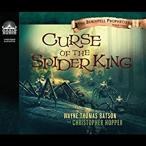 Curse of the Spider King Hörbuch
