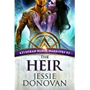 The Heir (Kelderan Runic Warriors Book 3)