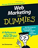 Web Marketing for Dummies, Jan Zimmerman, 0470049820