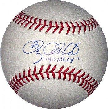 Doug Drabek signed Official Major League Baseball