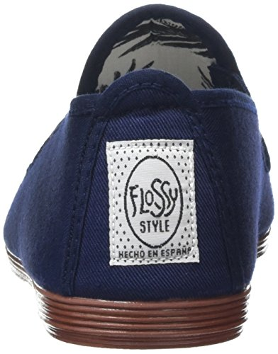 Alpargatas Blue Flossy 102 Mujer Azul Arnedo 5Bxq7T