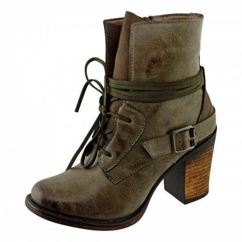 vintage ankle boots - 4