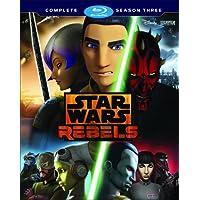 Star Wars Rebels: Complete Season Three [Blu-ray]