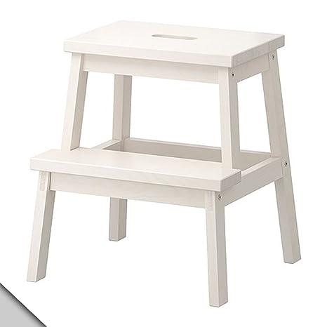 Pleasant Ikea Bekvam Step Stool White Ncnpc Chair Design For Home Ncnpcorg