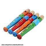 Walmeck Wooden Piccolo Flute Sound Musical