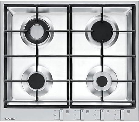 Piano cottura a Gas 60 cm - BARAZZA 1PBF64: Amazon.it: Casa e cucina