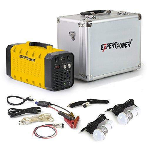 ExpertPower Portable Generator Lithium ion Uninterruptible