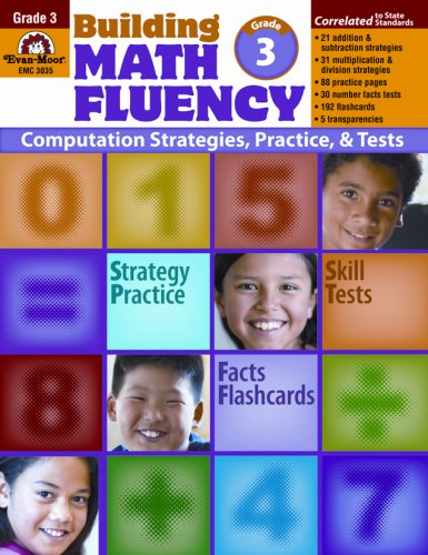 Building Math Fluency, Grade 3 (Building Math Fluency Grade 3 compare prices)