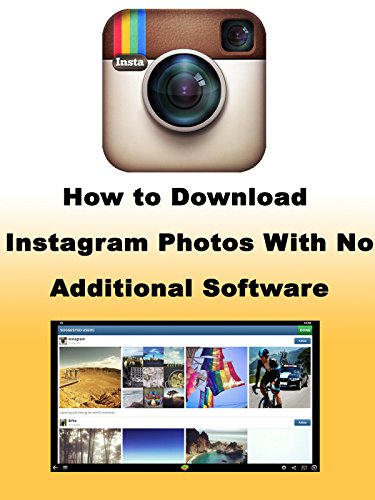 Photo Webpage (How to Download Instagram Photos With No Additional Software)