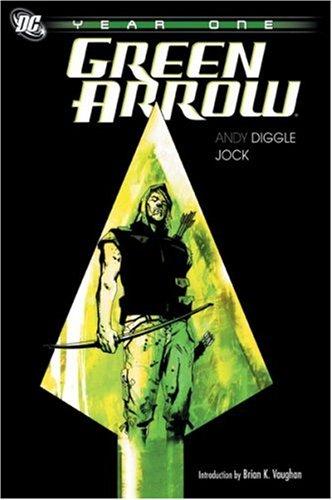 Green Arrow Year One HC