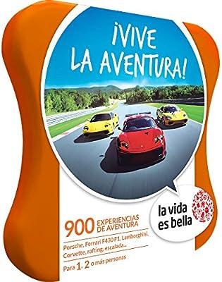 LA VIDA ES BELLA - Caja Regalo - ¡VIVE LA AVENTURA! - 900 ...