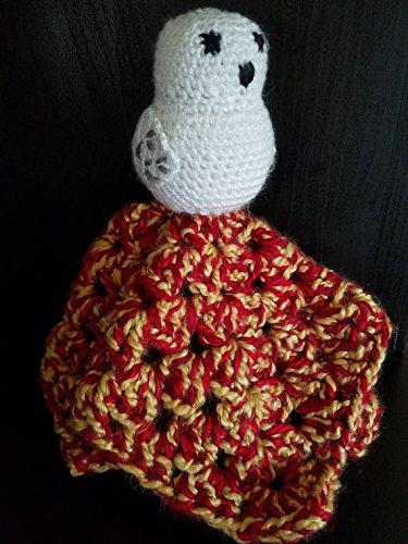 Amazon Harry Potter Crochet Lovey Blanket Handmade