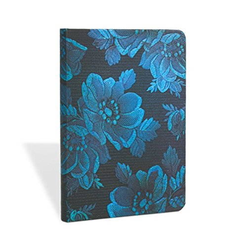 Download Blue Muse Mini Lined Notebook (Chic & Satin) (Multilingual Edition) pdf epub