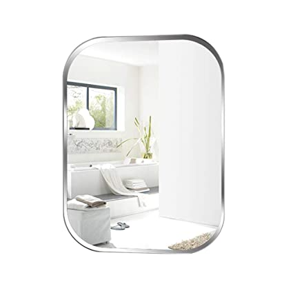 Specchi Moderni Senza Cornice.Mjzkk Specchio Da Parete Senza Cornice Bagno Specchio Vanita