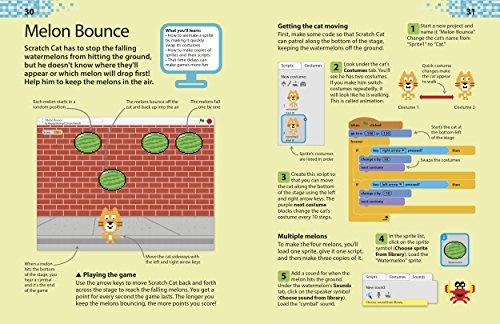 DK Workbooks: Coding in Scratch: Games Workbook: Create Your
