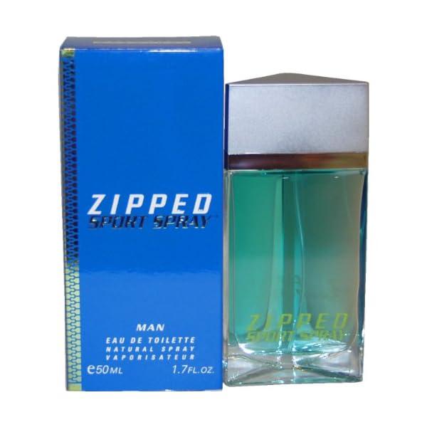 Perfumers Workshop Samba Zipped Sport by Perfumers Workshop for Men. Eau De Toilette Spray 1.7-Ounce