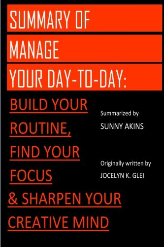 Summary Day Day Routine Creative product image