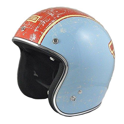 Cafe Racer Helmet - 6