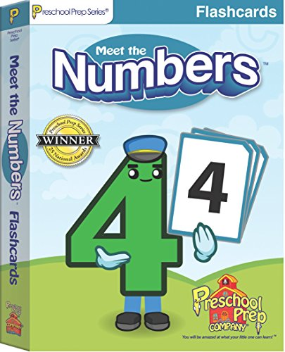 Meet the Numbers - Flashcards