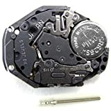 New Japan PC21J Quartz Watch Movement BATTERY INCLUDED Replace Repair