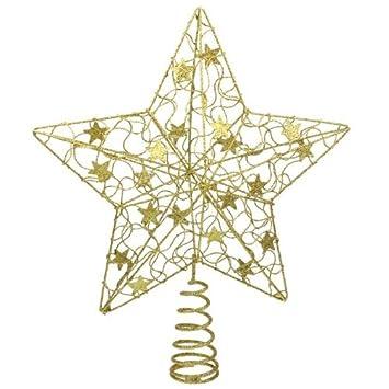 Christmas Tree Star Topper Diy Tree Star Topper With Christmas  - Christmas Tree Star