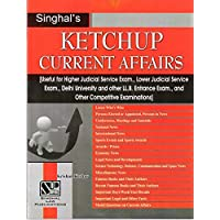 Singhal's Ketchup Current Affairs