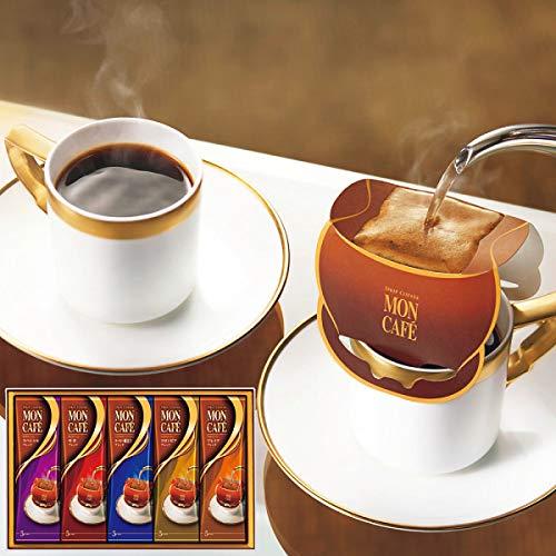 몽 카페 (MON CAFE) 드립백커피 셋트 < 콜롬비아블렌드,모카블렌드, 스페셜블렌드, 프레미엄 블렌드, 커피감정사블렌드>