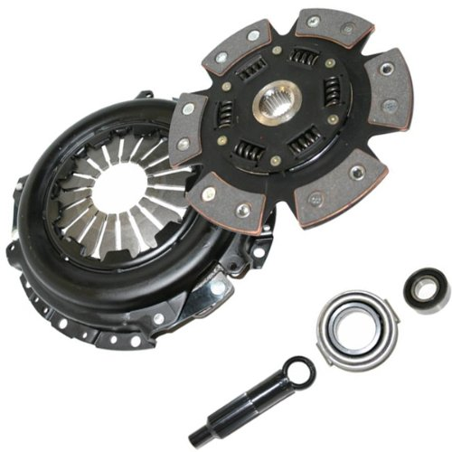 Competition Clutch 8037-2400 Clutch Kit(02-08 Acura Rsx Type S/02-09 Honda Civic Si 2.0L Stage (Competition Clutch)