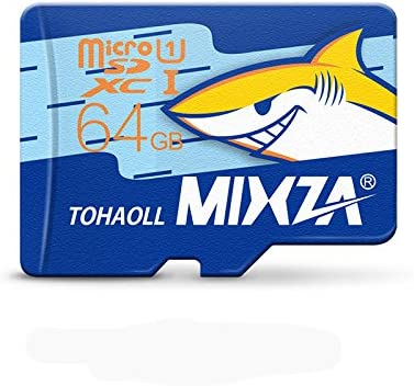 Saver MIXZA tiburón edición Tarjeta de Memoria Tarjeta Micro SD ...