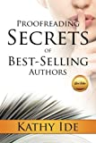 Writing Books: Proofreading Secrets of Best-Selling Authors