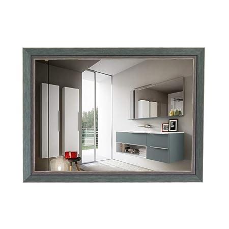 Interiores Espejo Nórdico Baño Espejo Interior Dormitorio Sala De ...