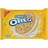 Amazoncom Oreo Golden Uh Oh Chocolate Creme 18 Ouncepackages