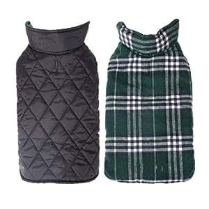 Amazon.com : FidgetKute Pet Dog Clothes Jacket Pug Vest
