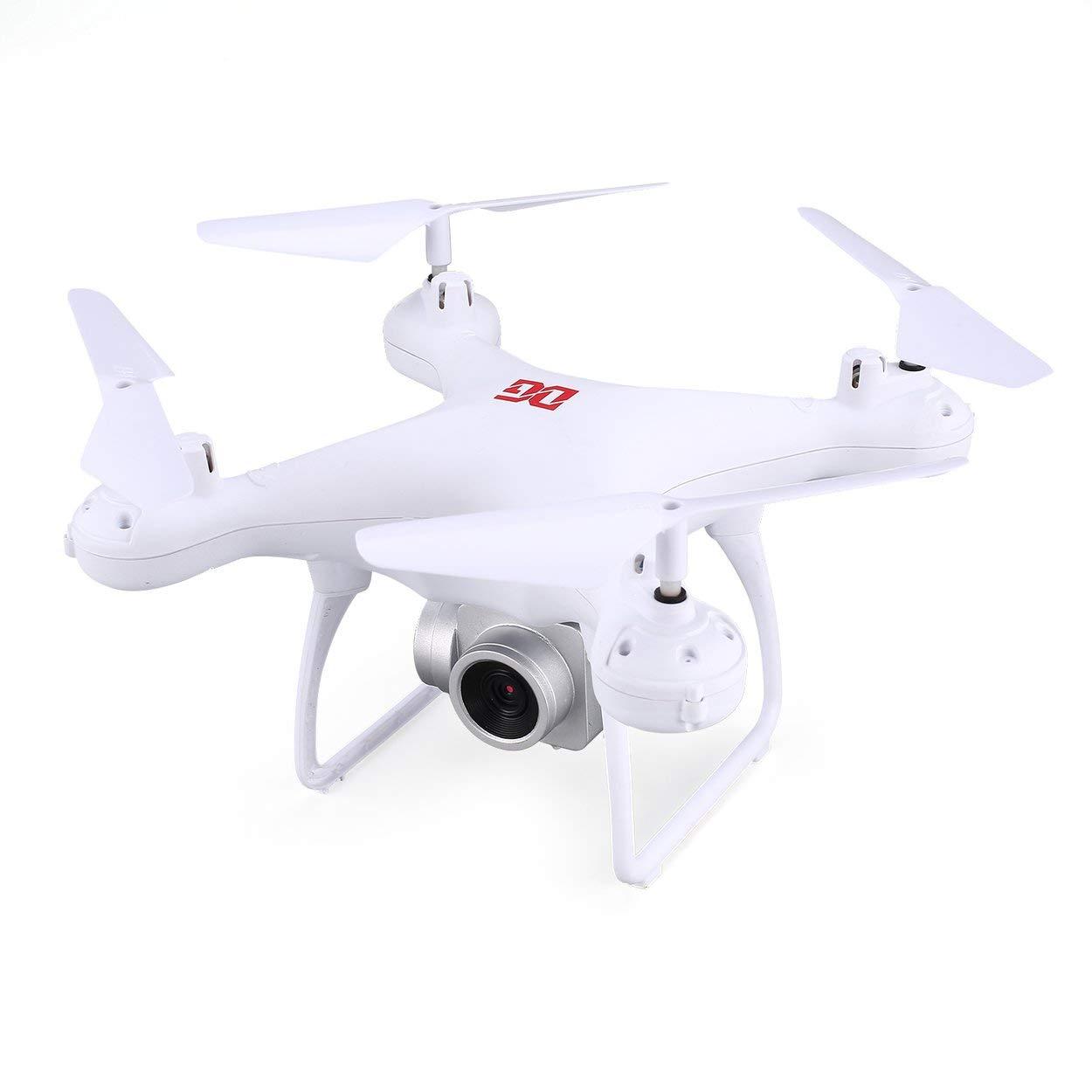 Lorenlli Passen Sie XG183 2.4G RC Selfie Drone FPV Quadcopter mit 720P Kamera Realtime Höhe Hold LED Flash Wort Programmierbare Requisiten