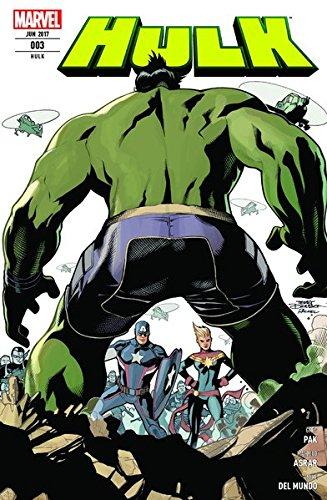 Hulk: Bd. 3 (2. Serie): Civil War II - Gewichtige Entscheidungen Taschenbuch – 22. Mai 2017 Greg Pak Mike Del Mundo Mahmud Asrar Alexander Rösch